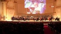 - New York'ta Türk - Japon Dostluk Konseri- Türk - Japon Dostluk Konserinde Duygusal Anlar