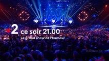 [BA 2] Le Grand Show de l'Humour : les 50 comiques préférés des Français 2018 - 1/12/2018