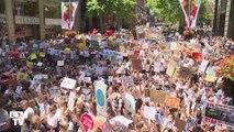 """""""Strike 4 Climate Action"""" : la grève des étudiants australiens contre le changement climatique"""