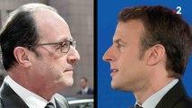 Gilets jaunes: Le clash Macron / Hollande - ZAPPING ACTU DU 30/11/2018