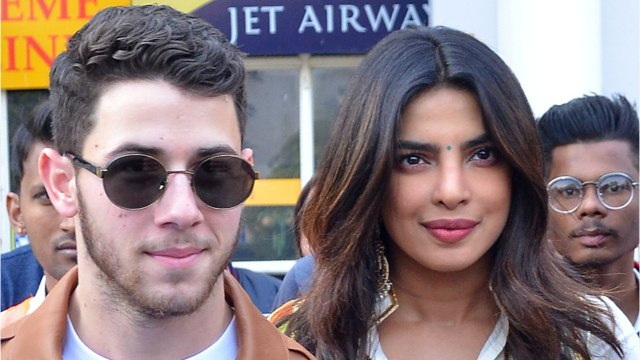 Priyanka Chopra And Nick Jonas Arrive In Jodhpur For Wedding