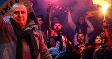 Galatasaray'ın Beşiktaş Maçı Öncesi Yaptığı Son Antrenmanı 40 Bin 541 Taraftar İzledi