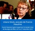 Procès Heaulme à Versailles : son avocate Liliane Glock