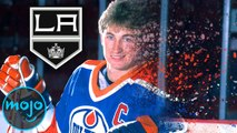 What if Wayne Gretzky Wasn't Traded To The LA Kings