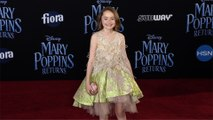 "Pixie Davies ""Mary Poppins Returns"" World Premiere Red Carpet"