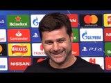 Tottenham 1-0 Inter Milan - Mauricio Pochettino Post Match Press Conference - Champions League