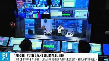 Contre Les Gilets Jaunes Des Foulards Rouges Du Vaucluse