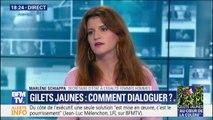 """Gilets Jaunes: pour Marlène Schiappa, """"c'est notre devoir d'aller les écouter"""""""
