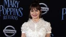 "Emily Mortimer ""Mary Poppins Returns"" World Premiere Red Carpet"