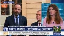 """Gilets Jaunes: """"Matignon n'est pas un self-service"""", estime Marlène Schiappa"""