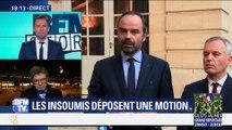 """Jean-Luc Mélenchon: """"Nous sommes dans un processus de révolution citoyenne, le pouvoir ne le voit pas, il ne comprend pas"""""""