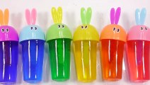 Jelly Soft Ice Cream Colors Pudding Gummy DIY & Baby Doll Surprise Eggs Toys