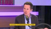 Stéphane Layani, PDG du Marché de Rungis : « La demande de produits frais augmente »
