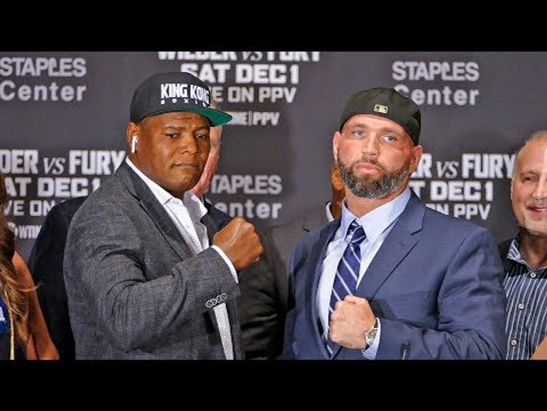 HIGHLIGHTS | Luis Ortiz vs.Travis Kauffman | FINAL PRESS CONFERENCE | Wilder vs. Fury