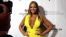 """Lacey Love 2018 Babes in Toyland """"Holiday Toy Drive"""" Red Carpet"""