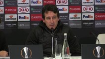 Unai Emery considers North London derby against Tottenham Hotspur