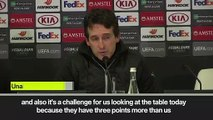 Eng Sub: Unai Emery looks ahead to the North London derby