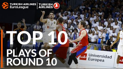 Regular Season, Round 10: Top 10 plays