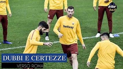News Inter, verso la Roma: dubbi e certezze di Spalletti