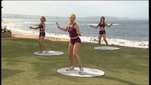 Aerobics Oz Style Series 12A Body Exercise Routines Wendi Carroll Leads Gaby Kahn Kelly Russell SAMPLE