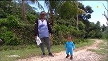 Les lycéens de Raiatea marchent pour leur santé