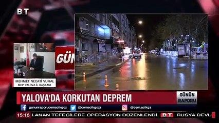 GÜNÜN RAPORU 30 KASIM 2018 MEHMET NECATİ VURAL- MHP YALOVA İL BAŞKANI
