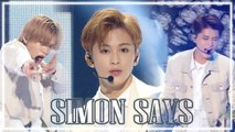 [Comeback Stage] NCT 127 - Simon Says , 엔시티 127 -  Simon Says  Show Music core 20181201