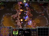 Warcraft 3: Ujimasa Presents New Horde vs. Old Horde - Shaman/Warlocks (100 vs. 100)