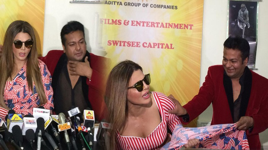 Rakhi Sawant - Deepak Kalal's press conference to announce their wedding; Must Watch | Boldsky