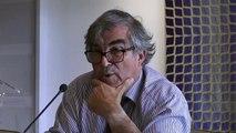 """« Le droit, objet de passions ? », François Ost, professeur de droit, philosophe et dramaturge, vice-recteur honoraire de l'Université Saint Louis de Bruxelles (quatrième conférence du cycle """"Droit et environnement"""", proposé par l'IEJUC)"""