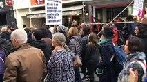 Marche contre le mal-logement à Marseille : les manifestants arrivent à la préfecture