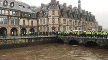 Troisième manifestation des Gilets jaunes à Quimper