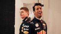 Red Bull se despide de Daniel Ricciardo