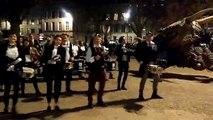 Saint-Nicolas : un avant-goût de défilé en fanfare à Nancy