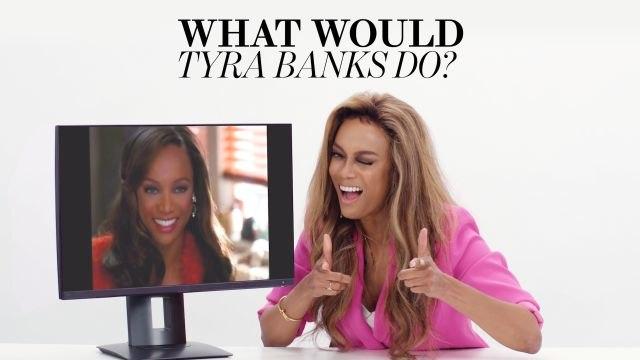 Tyra Banks Plays