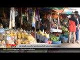 ตร จันทบุรีรวบแม่ค้าขายทุเรียนกวนยัดไส้