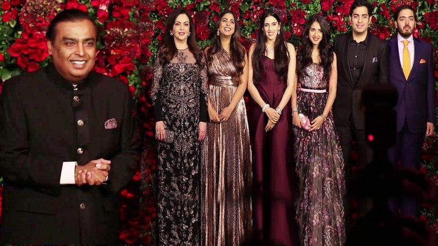 Deepika & Ranveer Reception: Ambani Family attends Deepveer's Mumbai Party | Boldsky