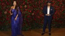 Deepika और Ranveer के Reception में Arjun Kapoor और Malaika Arora का ऐसा था अंदाज | Boldsky