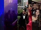 Deepika - Ranveer Reception: Amitabh Bachchan's DANCE Video with Ranveer will Shock you FilmiBeat