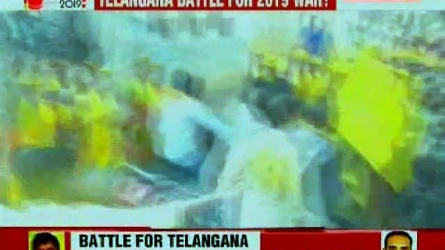 Battle for Telangana: Andhra Pradesh CM Chandrababu Naidu reveals KCR outreach