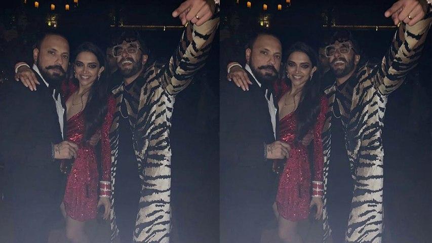 Deepika & Ranveer Reception: Bollywood stars dance the night away at wedding reception | Boldsky