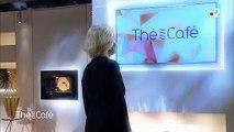 """Émue, regardez les adieux de Catherine Ceylac pour la dernière de """"Thé ou café"""" sur France 2 - Vidéo"""