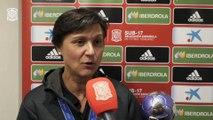 Toña Is, Orgullosa de sus Jugadoras tras Ganar el Mundial Femenino Sub 17