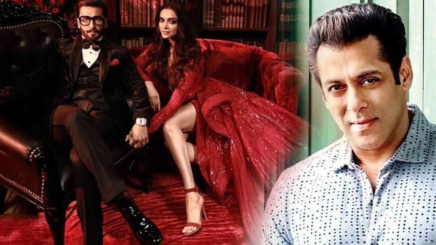 Deepika & Ranveer Reception: Reason why Salman Khan was not present in the B-Town Bash | Boldsky
