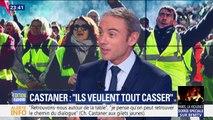 """Gilets jaunes: """"l'Etat d'urgence n'est pas exclu"""", Christophe Castaner"""