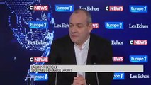 """""""Gilets jaunes"""" : le mouvement """"interroge sur la capacité de mobilisation des syndicats"""", avoue Laurent Berger (CFDT)"""