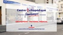 Centre Orthopédique Bontemps, orthopédie et matériel médical à Cambrai.