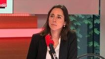 Brune Poirson sur le plateau de Questions politiques
