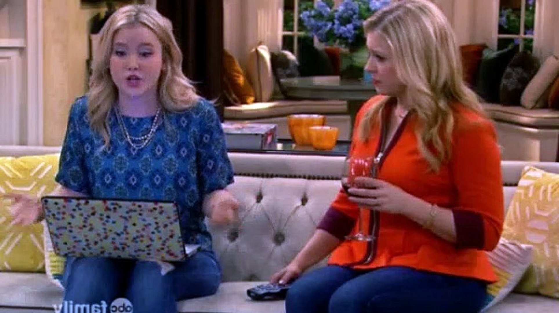 Melissa & Joey Season 4 Episode 16 - The Early Shift