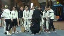 FFT - Interclubs 2018 - Le 6e sacre du Tennis Club de Paris de Pauline Parmentier, Amandine Hesse... !